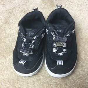 Lands End Boys Sneakers Toddler Size 6